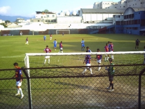 Estádio Jair Carneiro Toscano de Brito, Angra dos Reis, Rio de Janeiro
