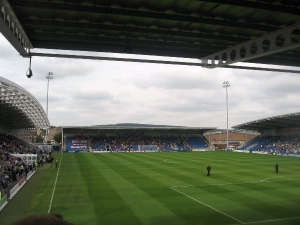 Proact Stadium, Chesterfield, Derbyshire