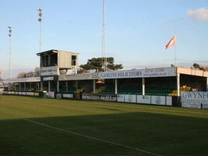 The Educate Group Stadium, Y Rhyl / Rhyl, Denbighshire