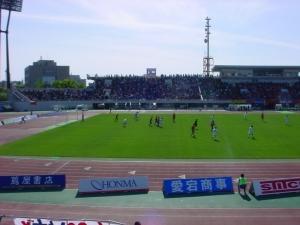 Niigata City Athletic Stadium, Niigata
