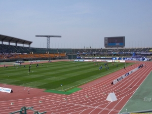 Toyama Athletic Recreation Park Stadium