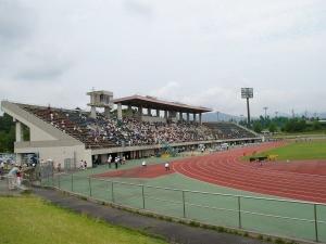 Tsuyama Prefecture Stadium, Okayama