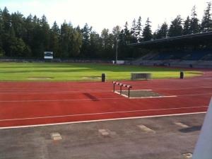Swangard Stadium