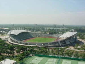 Thammasat Stadium, Pathum Thani