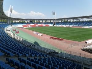 Estadio de los Juegos Mediterráneos, Almería
