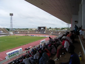 Independence Stadium, Bakau
