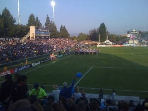 Buck Shaw Stadium, Santa Clara, California