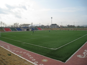 Gyeongju Sports Complex artificial