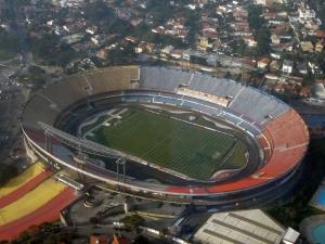 Estádio Cícero Pompeu de Toledo (Morumbi), São Paulo, São Paulo