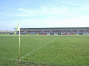 Gradski Stadion kraj Sajmišta