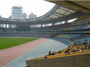 Shanghai Stadium, Shanghai
