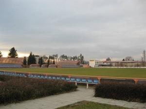 Stadion SK Náchod v Bělovsi