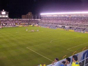 Estádio Urbano Caldeira, Santos, São Paulo