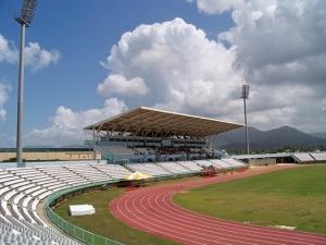 Larry Gomes Stadium, Malabar, Arima