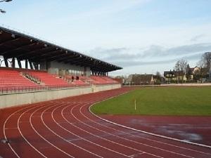 Telšių centrinis stadionas, Telšiai