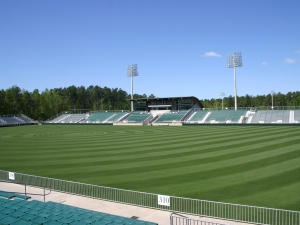 Sahlen's Stadium at WakeMed Soccer Park, Cary, North Carolina