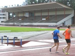 Väinölänniemen stadion, Kuopio