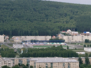 Stadion Central'nyj, Uchaly