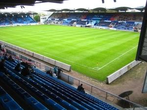 Stade Municipal Jules Deschaseaux, Le Havre