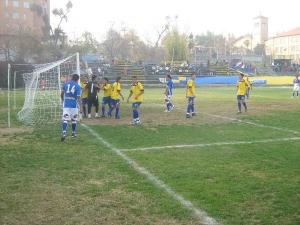 Estadio Deportivo Barnechea, Santiago de Chile