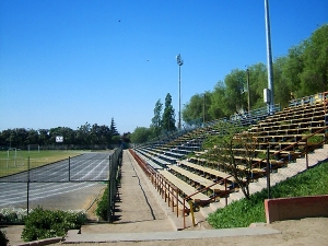 Estadio Municipal Santiago Bueras