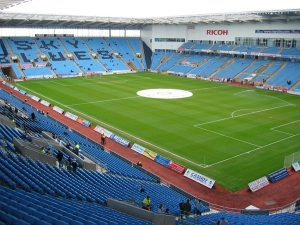 Ricoh Arena, Coventry, West Midlands