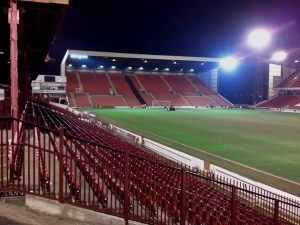 Oakwell, Barnsley, South Yorkshire