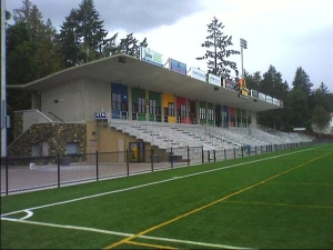 Bear Mountain Stadium, Langford, British Columbia