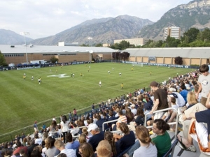 BYU South Field, Provo, Utah