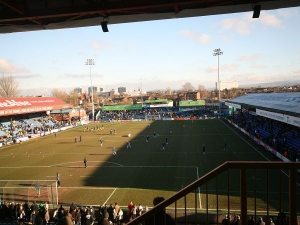Edgeley Park, Stockport, Greater Manchester