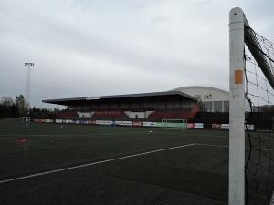 Gervigrasvöllur Laugardal (Þróttarvöllur), Reykjavík