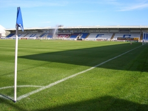 The Super 6 Stadium, Hartlepool, County Durham