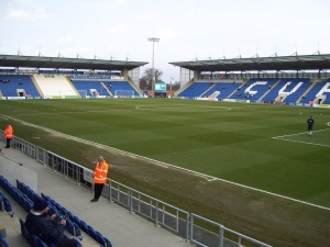 Weston Homes Community Stadium, Colchester, Essex