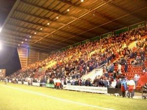 Alexandra Stadium, Crewe, Cheshire