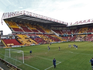 Northern Commercials Stadium, Bradford, West Yorkshire