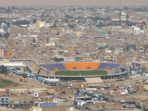 Estadio Jorge Basadre, Tacna