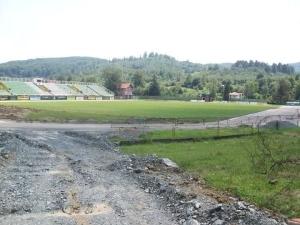 Gradski Stadion, Banovići