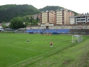 Gradski Stadion, Zvornik