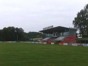 Georg-Weber-Stadion, Rain