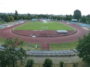 Stadion MOSiR, Zielona Góra