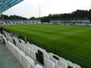 Futbalový štadión Spartak Myjava