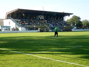 Futbalový štadión na Levickej ulici