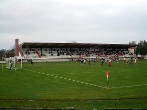 Mestský štadión Vojtecha Schrotterta, Topoľčany
