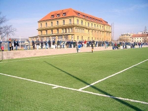 Stadion Slavoj Vyšehrad