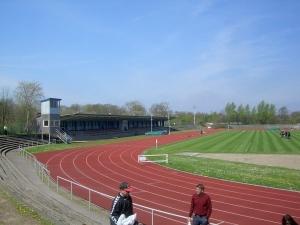 Esbjerg Atletikstadion, Esbjerg