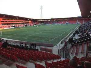 Stade de la Maladière, Neuchâtel