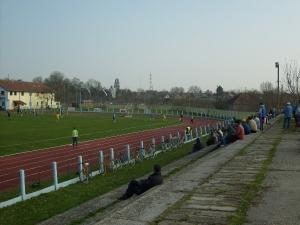 Gradski Stadion, Senta