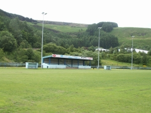 King George V New Field, Clydach Vale (Cwmclydach)
