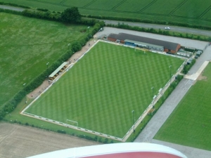 The Phillips 66 Community Stadium, Royal Leamington Spa, Warwickshire