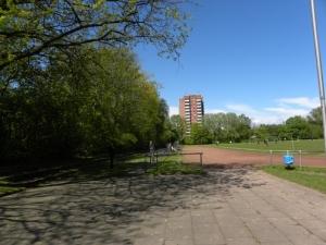 Sportplatz Ellernreihe, Hamburg